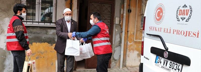 Sultanbeyli Kaymakamlığı'ndan Şehit ve Gazi Ailelerine İftar Yemeği