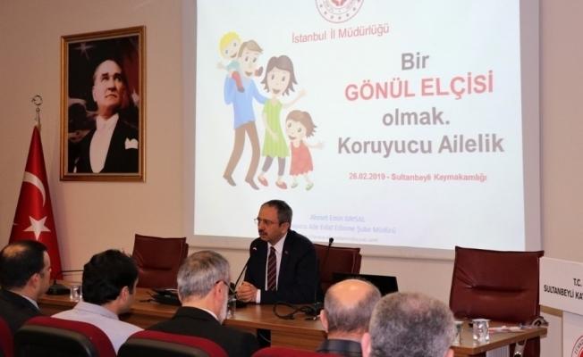 Sultanbeyli'de Koruyucu Aile Sayısı Hızla Artıyor