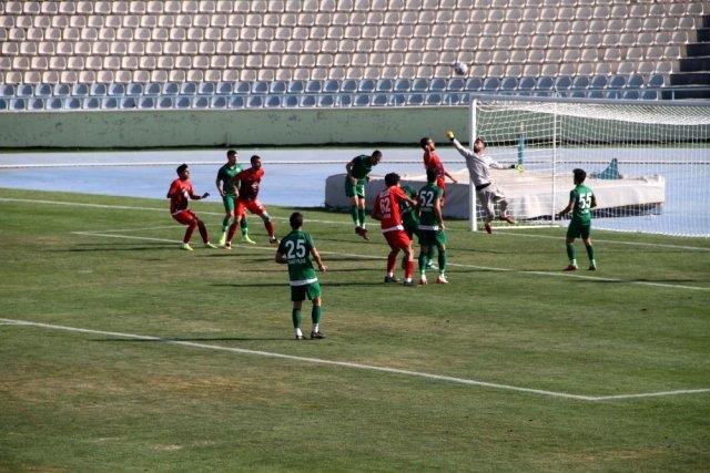 Kırıkkale Büyük Anadoluspor 2-0 Sultanbeyli Belediyespor