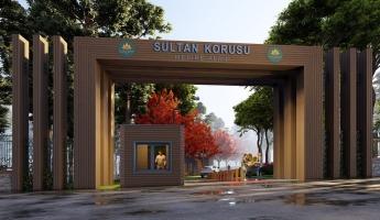 """Sultanbeyli'nin Yeni Mesire Alanı """"Sultan Korusu"""" Nefes Olacak"""